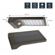 Solar LED Motion Sensor Security Light 4
