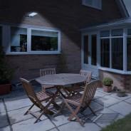 Solar LED Motion Sensor Security Light 2