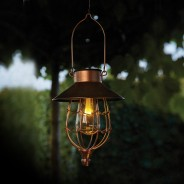 Solar Tirana Hanging Lantern 1