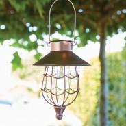 Solar Tirana Hanging Lantern 2