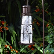 Solar Lighthouse Lantern Stake Light 4