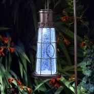 Solar Lighthouse Lantern Stake Light 2