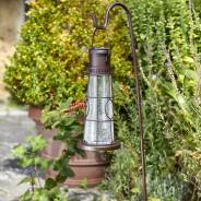 Solar Lighthouse Lantern Stake Light 3