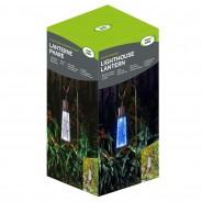 Solar Lighthouse Lantern Stake Light 7