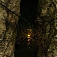 Solar Metal Dragonfly Lights 2