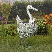 Solar Metal Duck 2