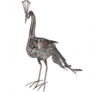 Solar Metal Peacock 3