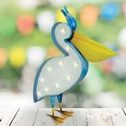 Solar Pelican Decoration 1