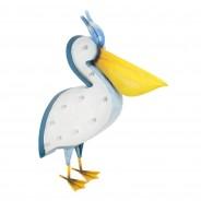 Solar Pelican Decoration 2
