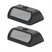 Solar Sentinel PIR Security Lights (2 pack) 2