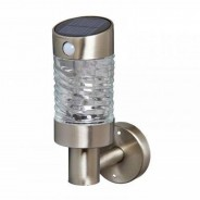 Solar PIR Wave Wall Light 2