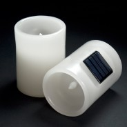 Solar Powered Candle 1