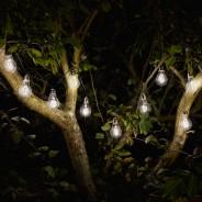 Solar Retro String Lights 2