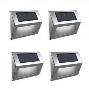 Solar Sherpa Step Lights (4 pack) 2