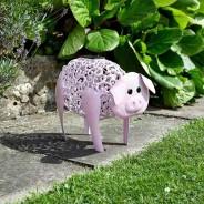 Solar Silhouette Delilah Pig 4