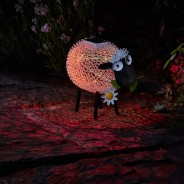 Solar Silhouette Dolly Sheep 4