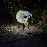 Solar Silhouette Dolly Sheep 3