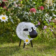 Solar Silhouette Dolly Sheep 5