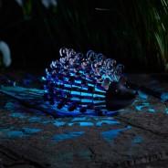 Solar Silhouette Hedgehog 1