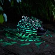 Solar Silhouette Hedgehog 3