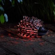 Solar Silhouette Hedgehog 4