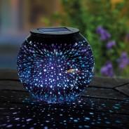 Solar Sphere Table Top Stargazer Light 1