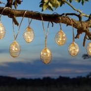 Solar SpiraLight Fairy Lights 2