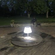 Solar Dimmable Table Lamp 1