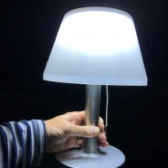 Solar Dimmable Table Lamp 6