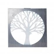 Solar Wall Art - Tree by Eden Bloom 2