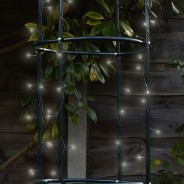 Trellis Tower with 100 Solar LEDs 2