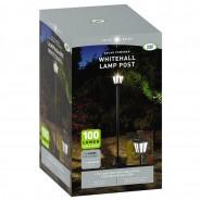 Solar Whitehall Lamp Post 3