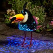 Solar Tango Toucan Decoration 2