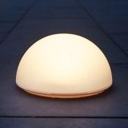Solar Colour Change Ground Globe Light 1