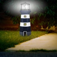 Solar Revolving Lighthouse 2