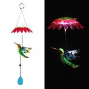 Solar Hummingbird Mobile 1