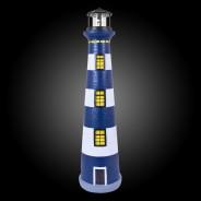 Large Solar Revolving Light House 3