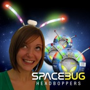 Space Bug Head Boppers Wholesale 5