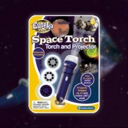 Space Torch Projector 2