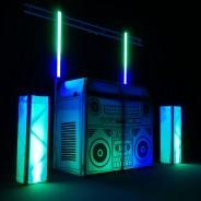 Spectrapix Batten Light Bar 2