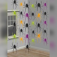 Spooky Spider String Decoration 1