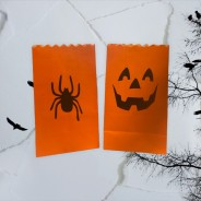 Spooky Candle Bags - 3 Pack 4