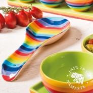 Rainbow Ceramics Spoon Rest 2