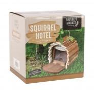 Squirrel Hotel Squirrel Feeder 4