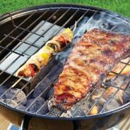 Stainless Steel BBQ Smoker Box 2