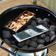 Stainless Steel BBQ Smoker Box 1