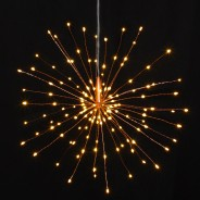 Starburst Copper LED Light 1