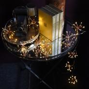 Starburst Copper Fairy Lights 1