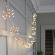 Starburst Copper Fairy Lights 2