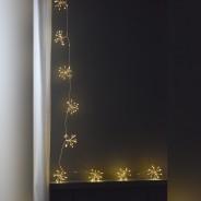 Starburst Silver Fairy Lights 4